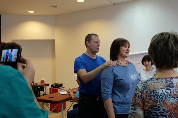 остеопатия техники