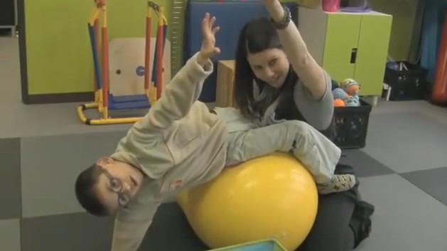 Телесная терапия для детей