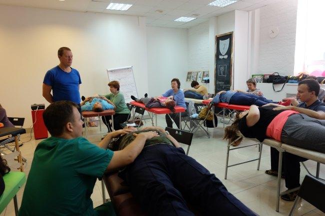 Обучающие курсы остеопатии