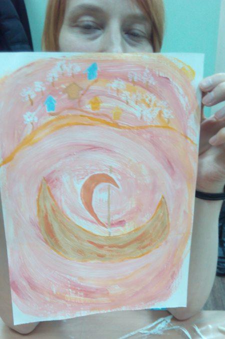 арт терапия как помощь для взрослых