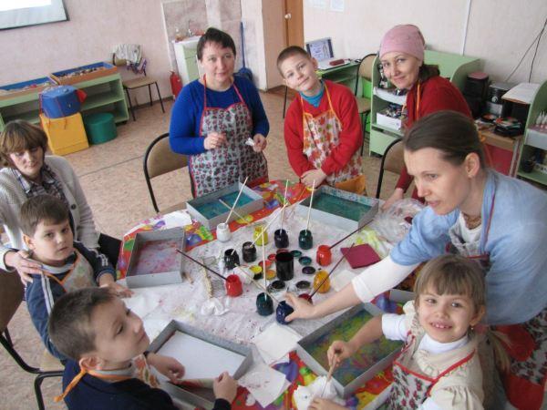 Методы арт терапии с детьми