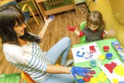 Терапия творчеством в работе с детьми